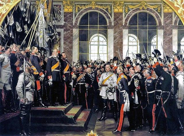 Mythen und ihre Funktion: Symbolhaft dargestellt an der Proklamation des deutschen Kaiserreichs in Versaille